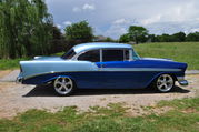 1956 Chevrolet Bel Air150210 BELAIR 2 DOOR HARD TOP