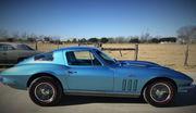 1966 Chevrolet Corvette restored