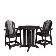 Outdoor Counter 3 Piece Dining Set On Sale